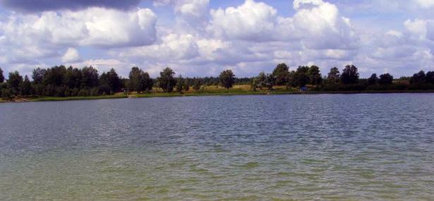 озеро святое рыбалка