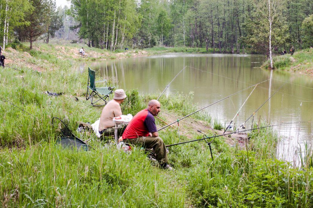 рыбалка получай базе отрадное