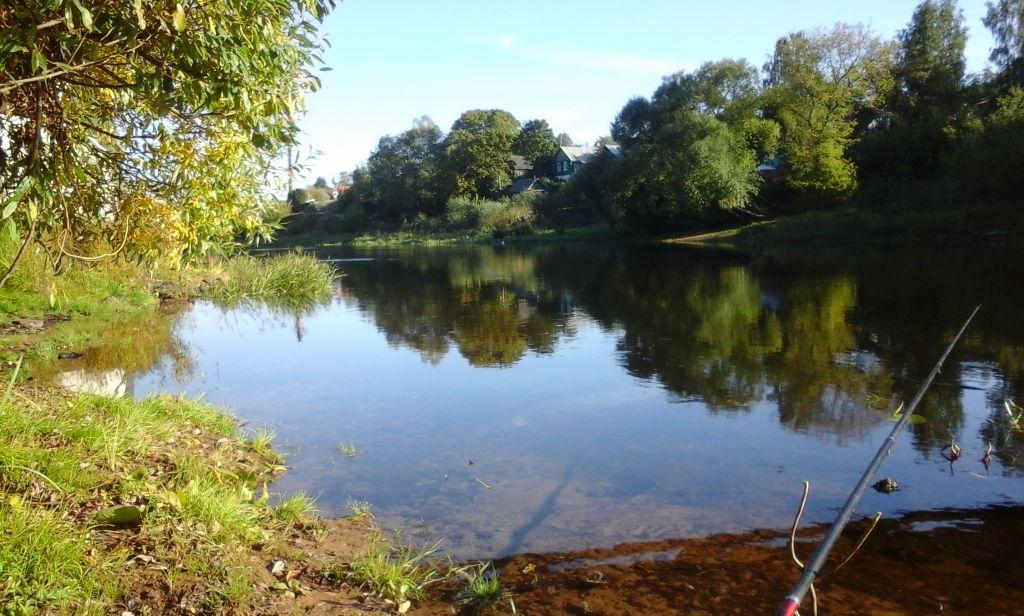 рыбалка на березине с фото