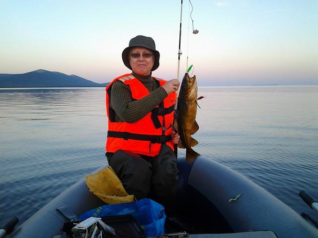 мурманский рыболовный форум видео