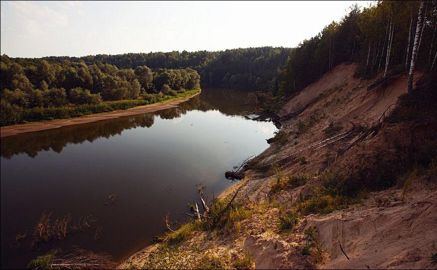 Все о реке десне брянской обл