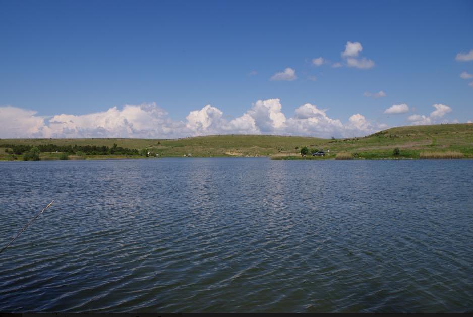 клев рыбы в новотитаровской