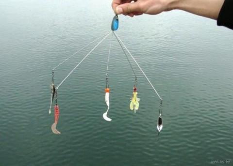 хитрая удочка для рыбалки
