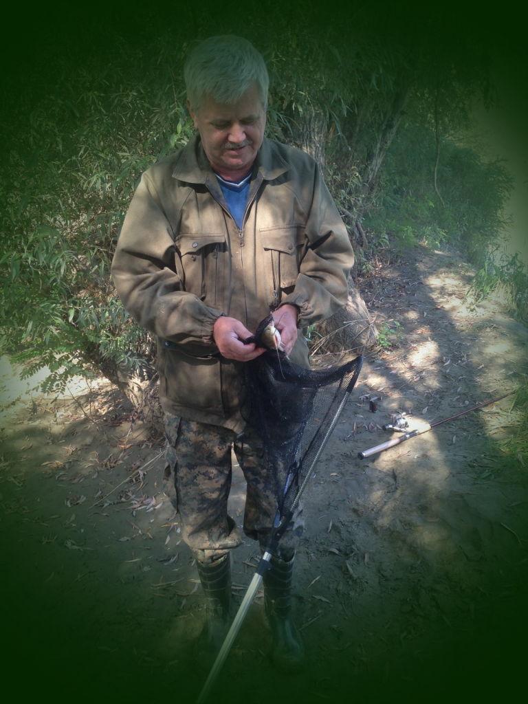 рыбалка на реке кубань славянск