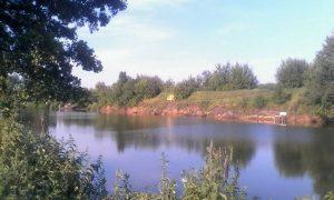 Кондратовка пруд