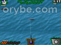 Игра - Яростная рыбалка
