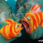 анекдот о рыбах