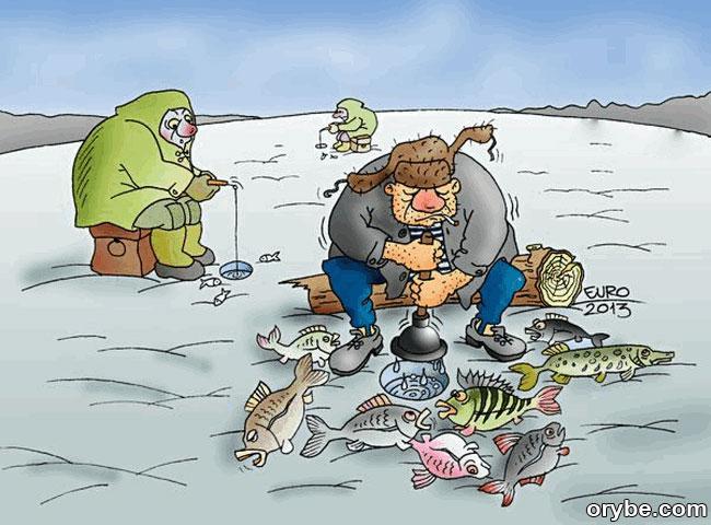 конкурс рыбалка шутка