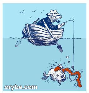 анекдот про рыбалку