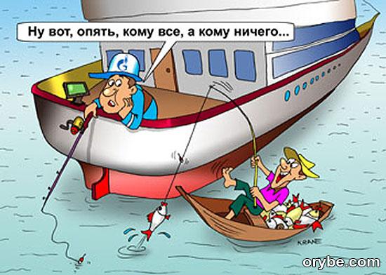 анекдот про лодку и прокладки
